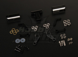 High-Quality FBL Flybarless Head for T-Rex and HK450 heli.