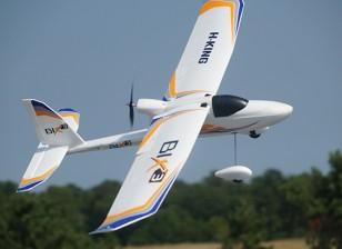 HobbyKing™ Bix3 Trainer/FPV EPO 1550mm Mode 2 (Ready-To-Fly)