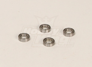 HK600GT Ball Bearings Pack (8.9x13.9x4.9mm) 4pcs/bag