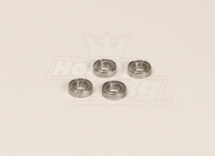 HK600GT Ball Bearings Pack (9x12x5mm) 4pcs/bag