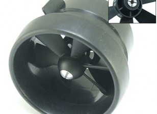EDF Ducted Fan Unit 6 Blade 2.56inch / 66mm