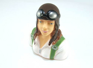 Pilot Model (Female) 1/6 (H73 x W63 x D35mm)