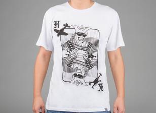 HobbyKing Apparel King Card Cotton Shirt (Large)