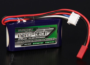 Turnigy nano-tech 370mah 3S 25~40C Lipo Pack