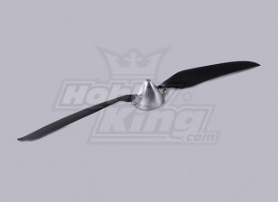 Folding Propeller W/Alloy Hub 50mm/5mm Shaft 15.5x9.5 (1pc)