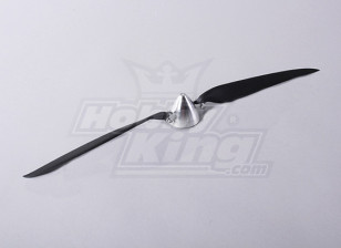 Folding Propeller W/Alloy Hub 50mm/5mm Shaft 17x10 (1pc)