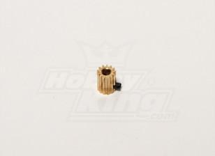 Pinion Gear 3.17mm/0.5M 13T (1pc)