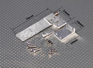 CNC Rudder - Small