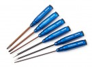Turnigy V2 Series Phillips / Flat Head Screwdriver Set (6pc)