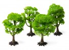 HobbyKing Model Railway Scale Trees 90mm (4 pcs)