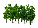 HobbyKing Model Railway Scale Trees 110mm (10 pcs)