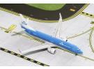 "Gemini Jets KLM  Airlines Boeing 737-800w ""New Colors"" PH-BXZ 1:400 Diecast Model GJKLM1463"