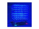 3D 8X8X8 LED Music MP3 DIY Kit w/3mm  Perspex Case
