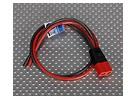 PowerBox Deans - PIK Female 1.5mm wire 30cm