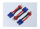T-Connector to EC3 Battery Adapter (3pcs/bag)