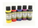 Vallejo Premium Color Acrylic Paint - Candy Color Selection (5 x 60ml)