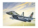Italeri 1/72 Scale MIG-29A Fulcrum Plastic Model Kit