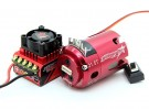 TrackStar ROAR approved 1/10th Stock Class Brushless ESC and Motor Combo (21.5T)