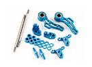 Active Hobby OTA-R31/GPX Rear Link Suspension Kit (Blue)