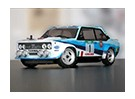 Rally Legends 1/10 Fiat Abarth 131 Rally Car Unpainted Car Body Shell w/Decals