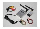 SkyZone 5.8Ghz 200mw FPV Wireless AV Tx & Rx Set