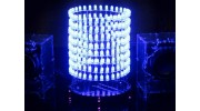 SCRATCH/DENT DIY Music Spectrum LED Column Kit