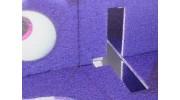 H-King Glue-N-Go Blue Tang EPP 850mm (Kit) - motor