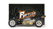 H-King Rattler 1/8 4WD Buggy (ARR) with 60A ESC - box