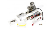 NGH GT9 Pro 9cc 2 Stroke Gas Engine NGH Auto Ignition System (overview)