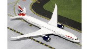 Geminijets Gemini200 British Airways B787-9 G-ZBKA 1:200 Diecast Model G2BAW544