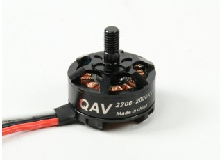 SCRATCH/DENT - QAV RT2206-2000KV Quad Racing Motor (CW)