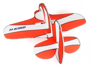 H-King Glue-N-Go Clownfish EPP 850mm (Kit) - rear view