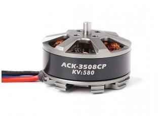 ACK-3508CP-580KV Brushless Outrunner Motor 3~4S (CW) - main