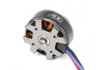 ACK-3508CP-580KV Brushless Outrunner Motor 3~4S (CW) - bottom