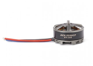 ACK-3508CP-580KV Brushless Outrunner Motor 3~4S (CCW) - full size