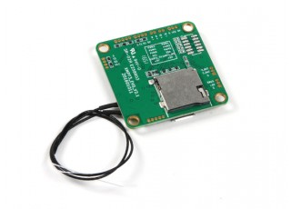 FrSKY XMPF3E Flight Controller with Builtin XM+ Receiver (Standard Version) - bottom view