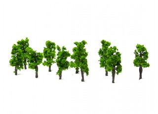 HobbyKing™ 30mm Scenic Wire Model Trees 16090-W30 (10 pcs)