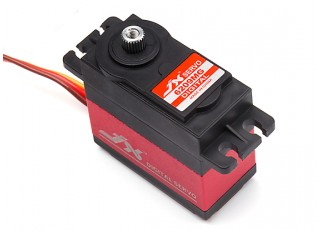 JX PDI-6209MG Coreless Metal Gear Digital Servo 9.35kg/0.13sec/62g