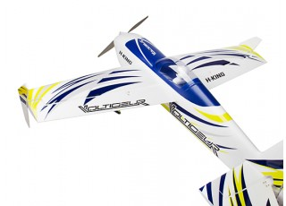 "H-King Voltigeur MkII 3D EPO Aerobatic Plane 1220mm (48"") (PNF) - back"