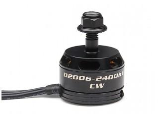 Turnigy D2006-2400KV Brushless Motor (CW)