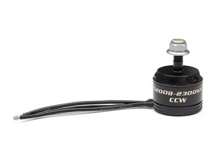Turnigy D2008-2300KV Brushless Motor (CCW) - full view