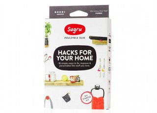 Sugru™ Hacks For Your Home Kit (4 x 5g)