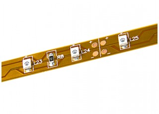 Red-LED-Strip-JST-connector-200mm-2