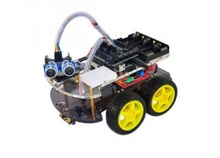 Kingduino-4wd-ultrasonic-robot
