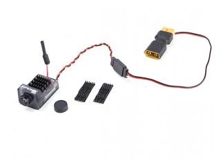 Quanum FPVMe HD Mini Camera OSD w/40CH 5.8GHz 25~200mW VTX (Whip Antenna) - contents