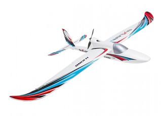 """H-King Bixler 2 EPO 1500mm (59"""") Glider PNP - front right"""