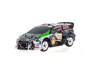 WL Toys K989 1:28 Scale Rally Car (RTR)