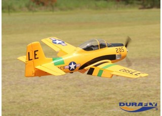 Durafly™ T-28 Trojan 1100mm V2 (PNF) - flying back