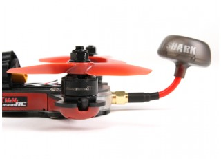 ImmersionRC Vortex 150 Mini Racing Quadcopter (ARF) - aerial
