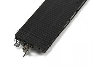 NX17K Flat Car (HO Scale - 4 Pack) Set 2 coupling detail